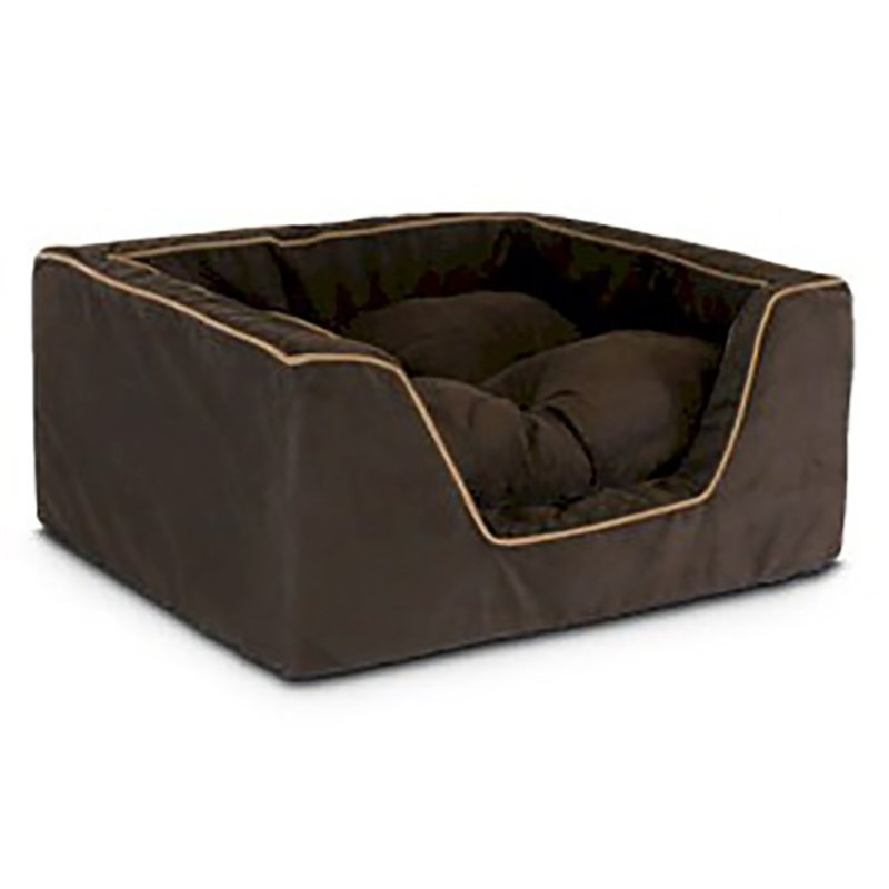 Luxury Square Pet Bed